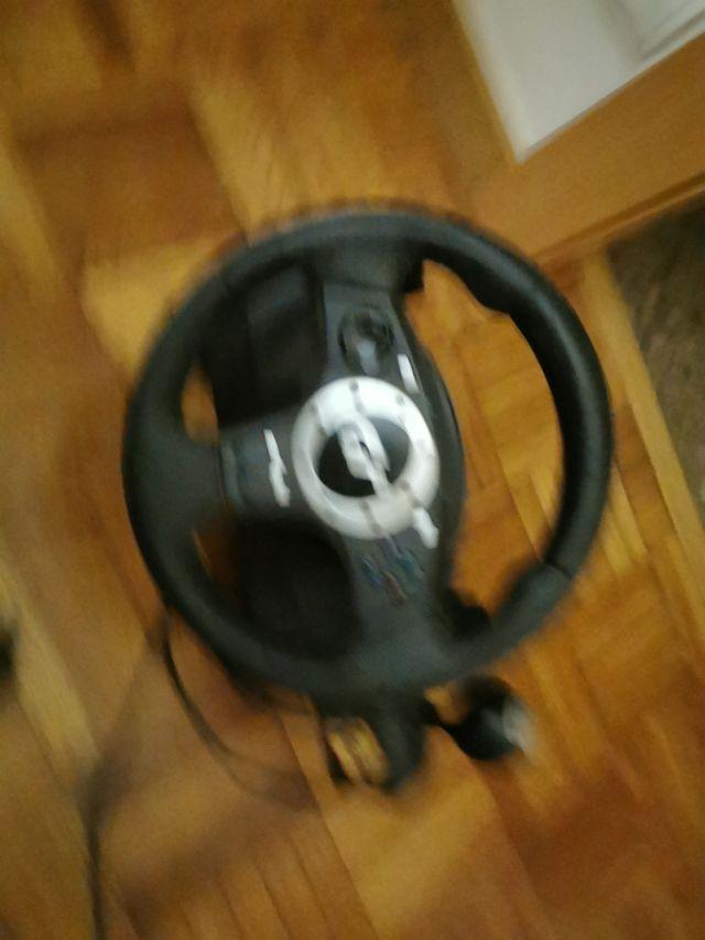 volante driving force pro Logitech para pc y psx