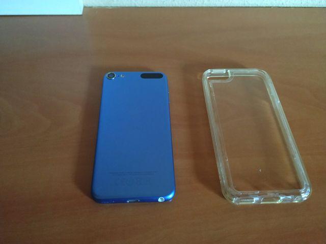 Ipod touch 6 generacion Azul