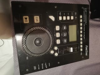 reproductor CD fonestar profesional.
