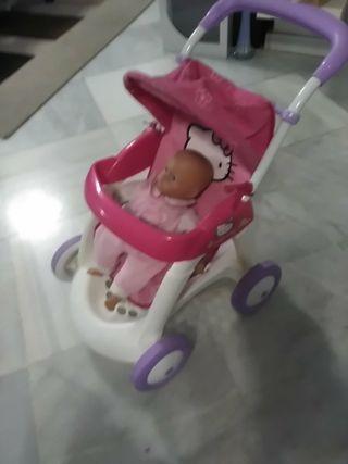 carrito niña