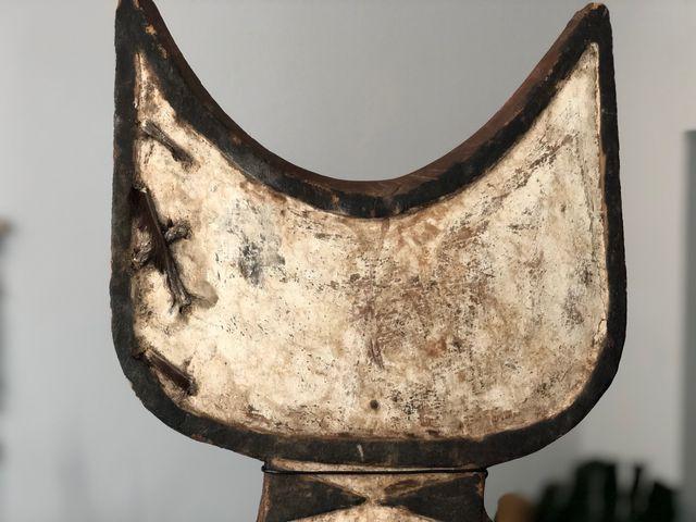 Máscara africana bwa