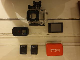 Gopro Hero3 y hero4 Black