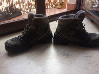 botas de alta montaña, n 42, crampomables