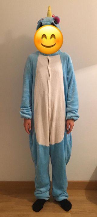 Pijama disfraz de unicornio