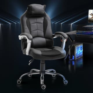 Gaming Silla Reclinable Ergonómica hasta 130°con R