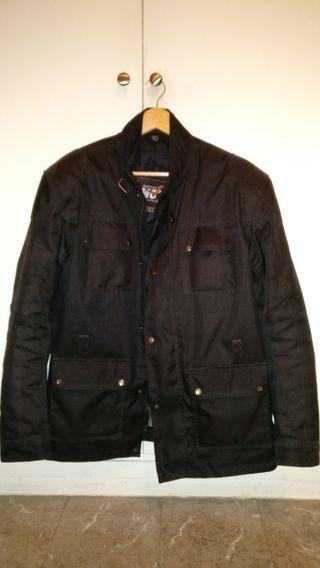 chaqueta moto protecciones