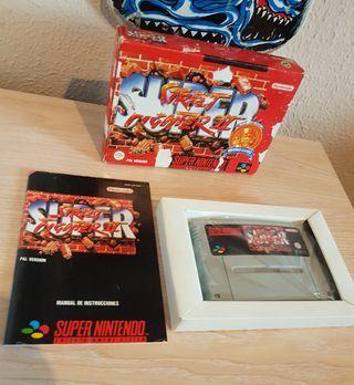 Super Street Fighter 2 Original Super Nes