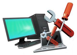 Reparación e instalación de ordenadores