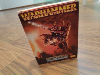 Archaon Caos Warhammer