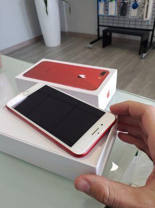 IPHONE 7 PLUS 128 GB RED ROJO EXCLUSIVO