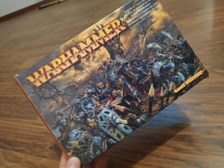 Guerreros del Caos Warhammer