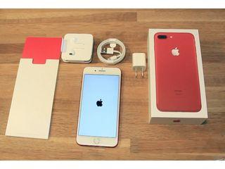 iPhone 7 Plus libre 128 GB RED EDITION