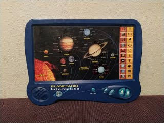 planetario interactivo