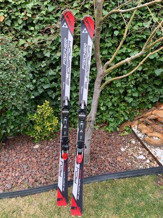 Esquís Fischer RC4 SUPERIOR PRO 175cm