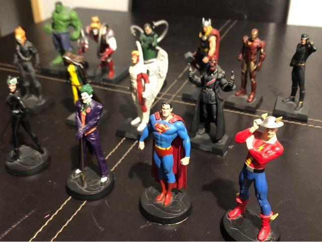 Figuras superhéroes Eaglemoss