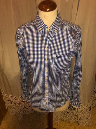 CAMISA CHICA MARCA ABERCROMBIE &FITCH