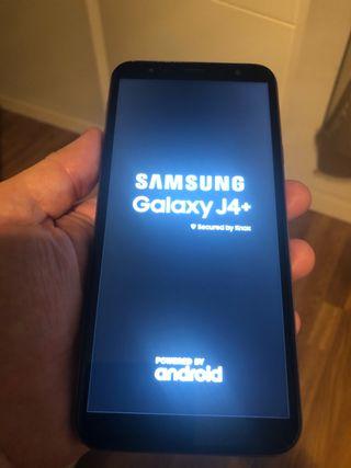 Samsung J4+. Dorado