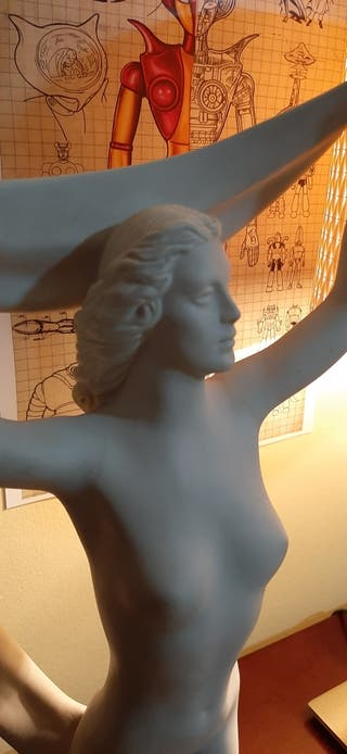 Escultura JUAN DE ÁVALOS
