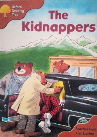 Libro de inglés infantil
