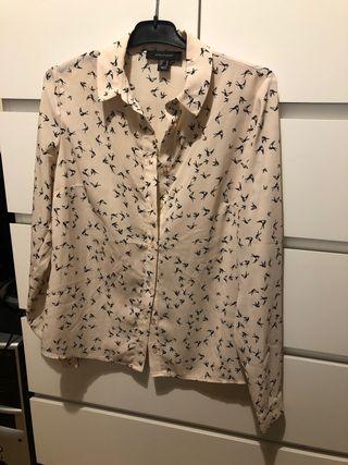 Camisa talla 36 nueva color rosa
