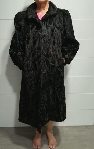 abrigo de astracan
