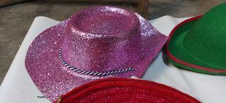 Disfraz Lote Sombreros Varios