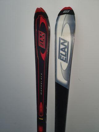 Esquís 178 iniciación