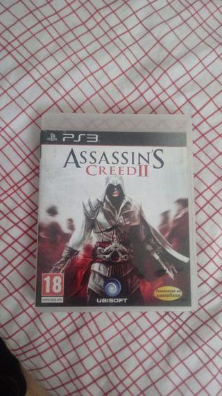 Assasin Creed II para PS3