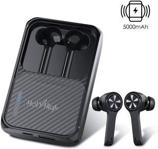 Auriculares Bluetooth 5000 mAh