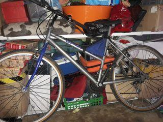 bicicleta cortan