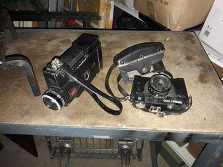 cámaras de fotos y vídeos