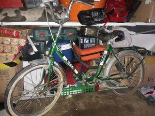 bicicleta CAG