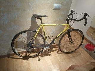 carbono carretera bicicleta look talla 53