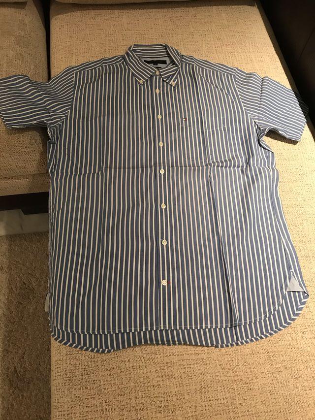 camisa tommy hilfiger tM