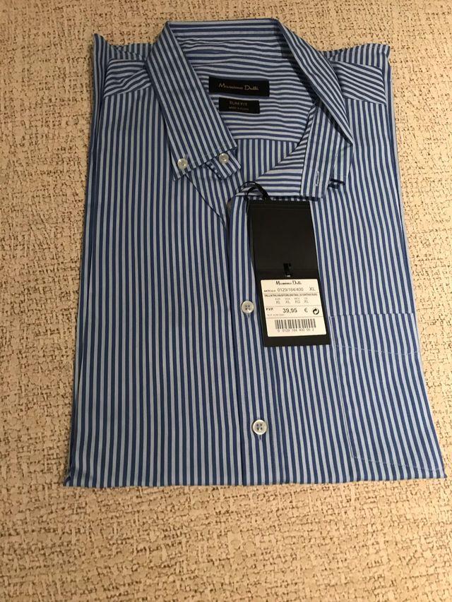 camisa nueva hombre