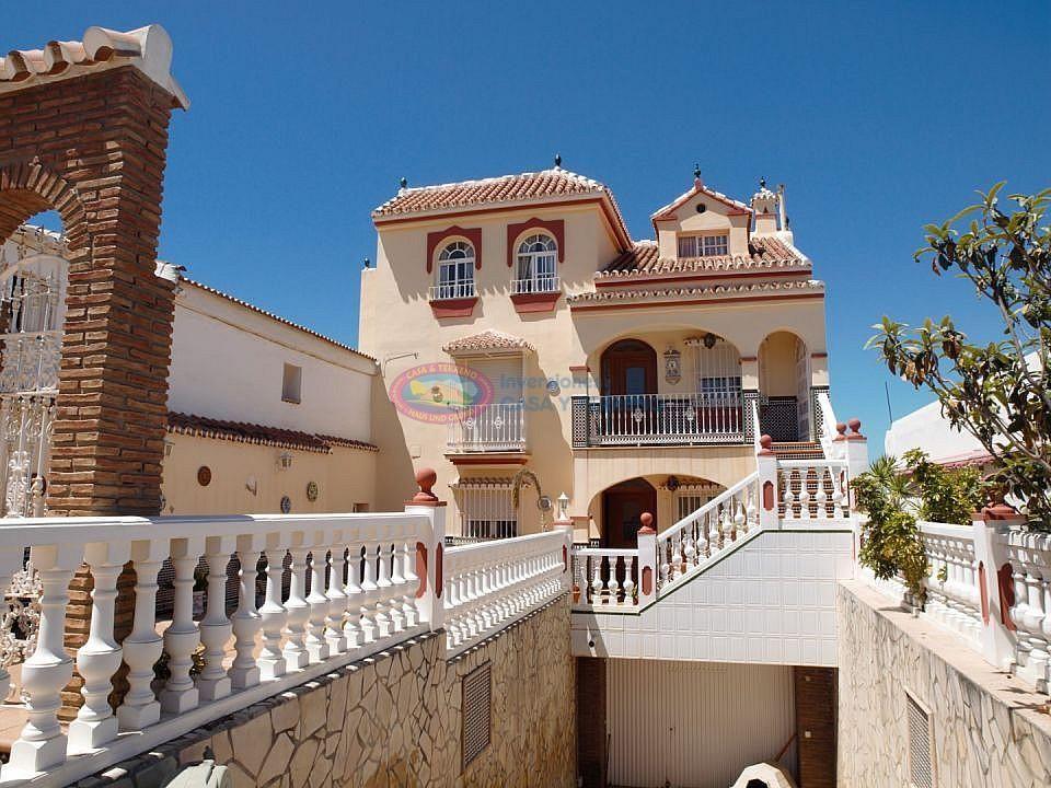 Villa en venta en Vélez-Málaga (El Peñoncillo, Málaga)