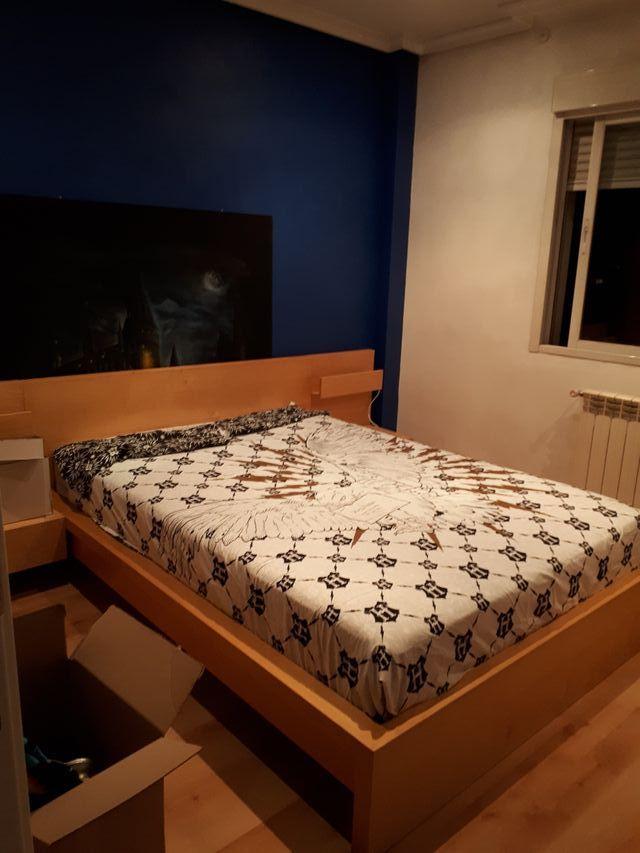 URGENTE cama malm