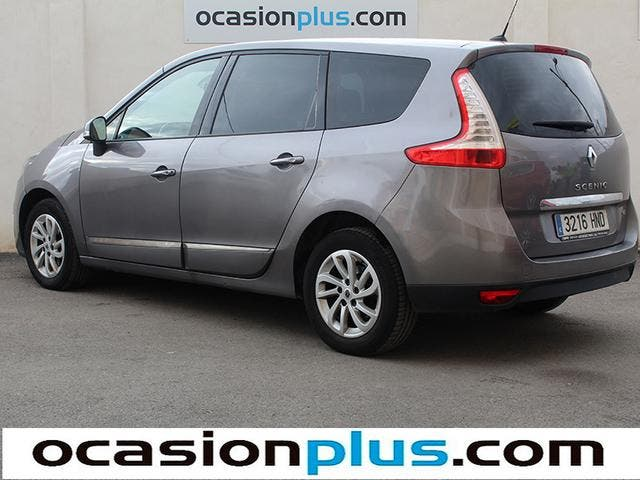 Renault Grand Scenic Dynamique dCi 81 kW (110 CV) EDC