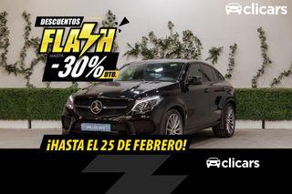 Mercedes Clase GLE Coupé GLE 350 d 4MATIC