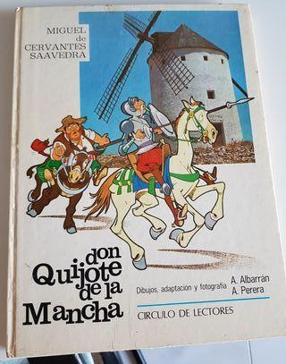 Tebeo Don Quijote 1980 Ed. Especial