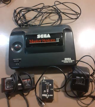 Consola Master System II. Completo