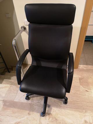 como arreglar silla oficina que se baja sola