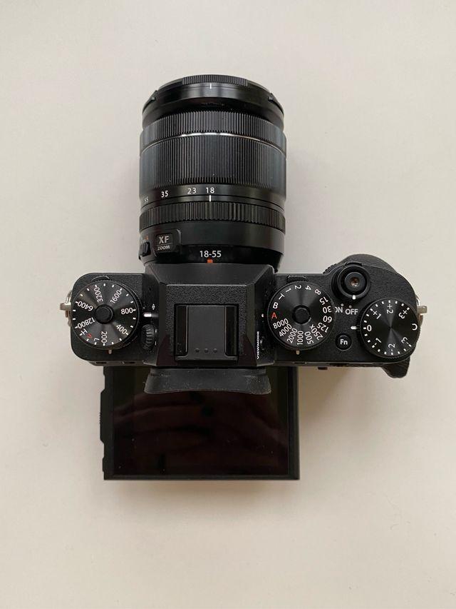 Cámara fotográfica FUJIFILM X-T2