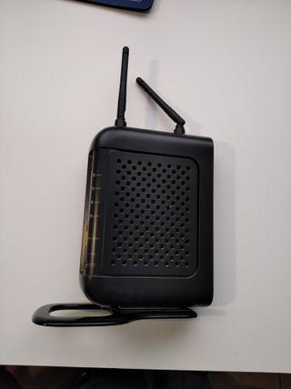 Módem-router Belkin Wifi N