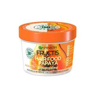 mascarilla Fructis papaya hair food