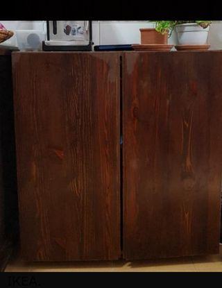 Armario de pino Ikea