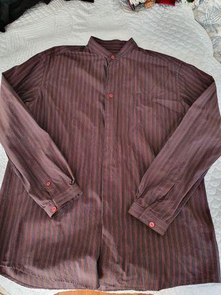 Camisa hombre (traje regional)