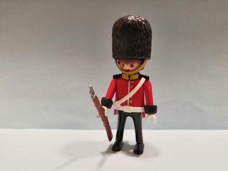 Soldado Ingles de Playmobil