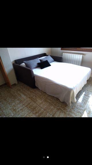 Sofá cama 135 cm ancho