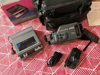 Vídeo camara Canon E808